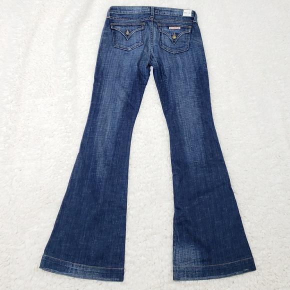 7a066e669dc Hudson Jeans Jeans | Hudson Ferris Flare Wide Leg Flx Size 28 | Poshmark